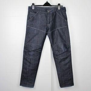 G Star Raw 5620 Bike 3d Low Jeans size 31W by 30L